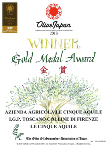 Olive Japan 2013